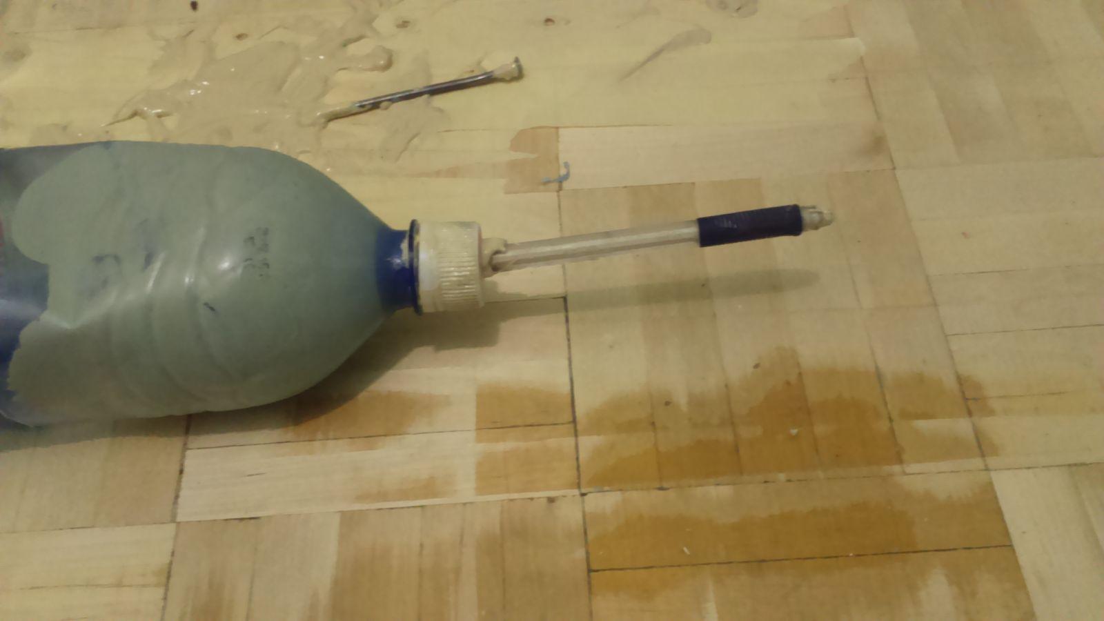 Как сделать дырку из стеклянной бутылки 989