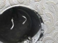 Короткие провода в подрозетнике