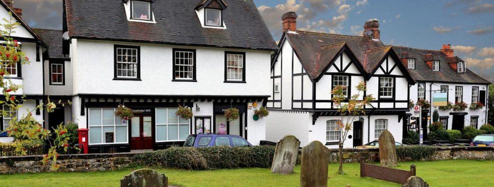 Английский дом и способ бытования