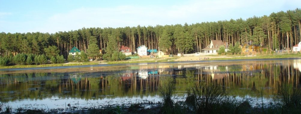Озеро Песчанное — возможна ли идиллия в черте города?