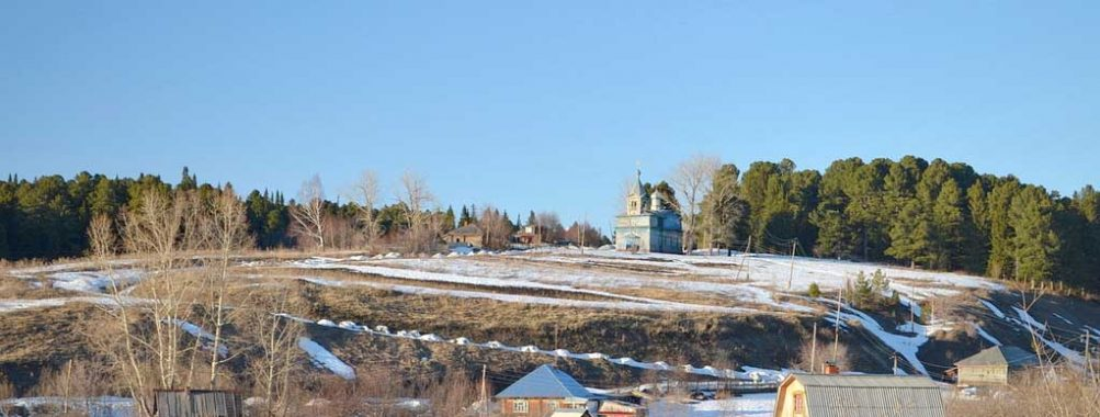 Волшебное село Петухово