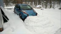 Электромобиль в Западной Сибири — зимний опыт