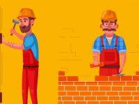 Примерно половине строителей жилья снизили зарплаты
