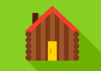 Отмечено падение спроса на деревянные дома