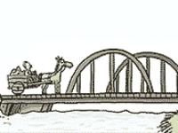 Металл для строящегося  моста в Новосибирске подорожал  почти вдвое